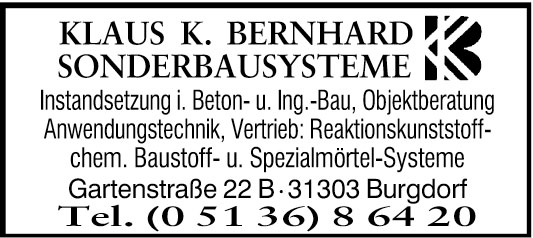 Bild 2 Bernhard in Burgdorf
