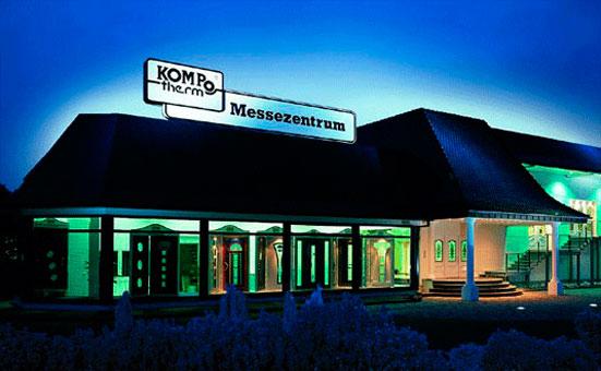 kompotherm messezentrum in rietberg industriestr 24. Black Bedroom Furniture Sets. Home Design Ideas