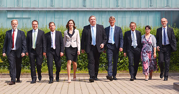 Bild 1 Stracke, Bubenzer & Kollegen in Bielefeld