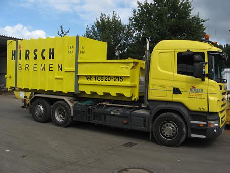 Bild 1 Hirsch Bremer Reinigung und Recycling GmbH in Bremen