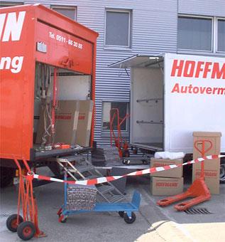 Bild 1 Hoffmann in Hannover