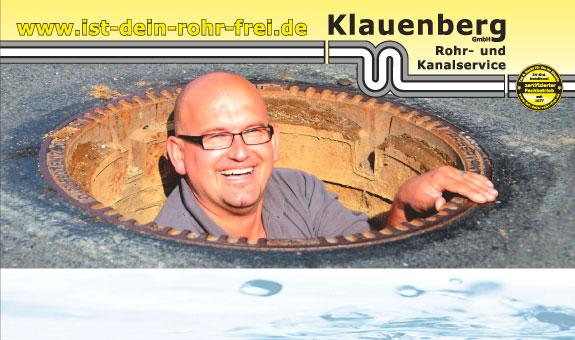 Bild 1 Klauenberg GmbH Rohr- und Kanalservice in Braunschweig