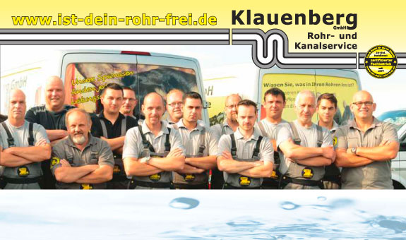 Bild 2 Klauenberg GmbH Rohr- und Kanalservice in Braunschweig