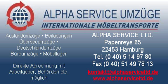 Bild 1 Alpha Service LTD. in Hildesheim