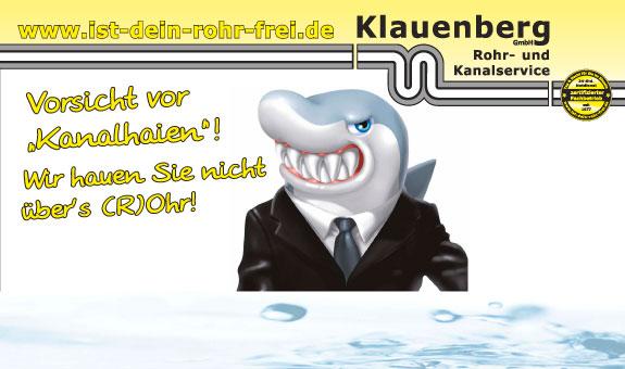 Bild 3 Klauenberg GmbH Rohr- und Kanalservice in Braunschweig