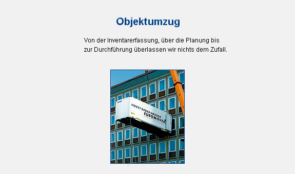 Bild 1 GEUER INTERNATIONAL GmbH in Senden