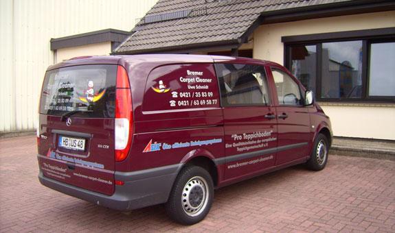Bild 2 Bremer Carpet Cleaner Uwe Schmidt in Bremen