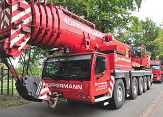 Bild 1 H�ffermann Krandienst GmbH in Bremen