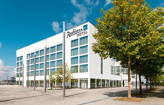 Bild 1 Radisson Blu Hotel Hannover in Hannover