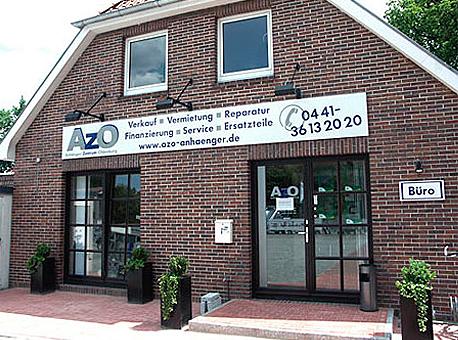 Bild 2 AZO Anh�nger Zentrum Oldenburg in Oldenburg