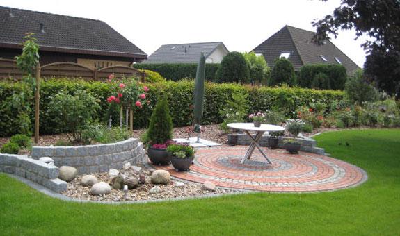 Hasselmann ltd garten und landschaftsbau in achim baden for Gartenteichanlagen bilder