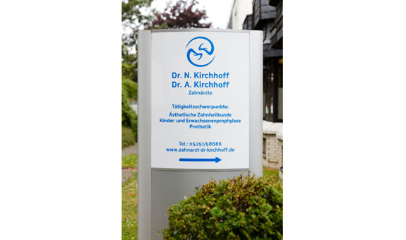 Bild 1 Kirchhoff in Paderborn