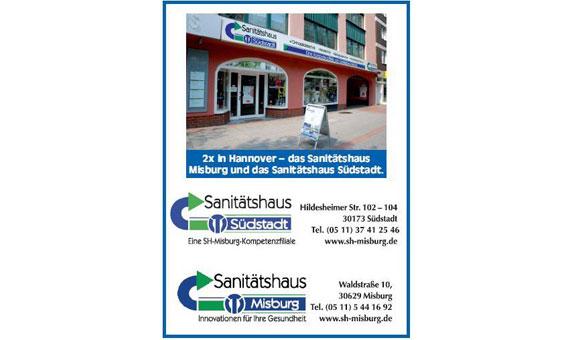 Bild 1 Sanit�tshaus Misburg e.K. in Hannover