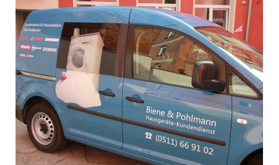 Bild 1 Biene + Pohlmann GmbH in Hannover