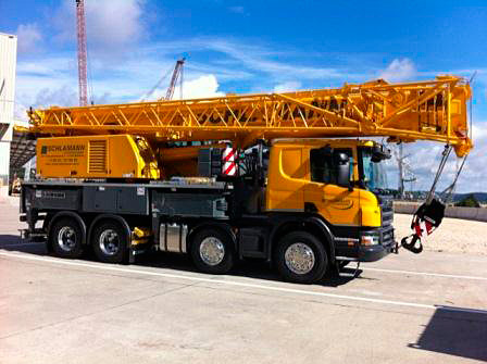 Bild 2 Schlamann G. u. H. Autokrane u. Transporte GmbH in Marklohe