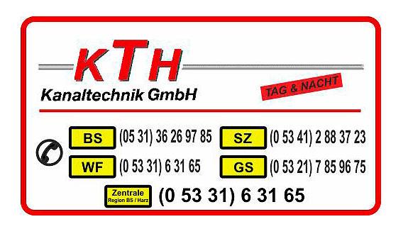 Bild 1 KTH Kanaltechnik GmbH in Denkte