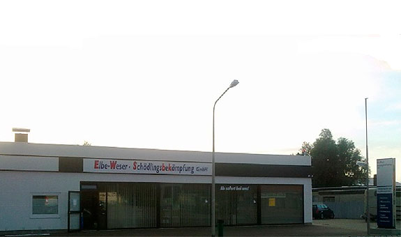 Bild 1 Elbe-Weser-Sch�dlingsbek�mpfung GmbH in Cuxhaven