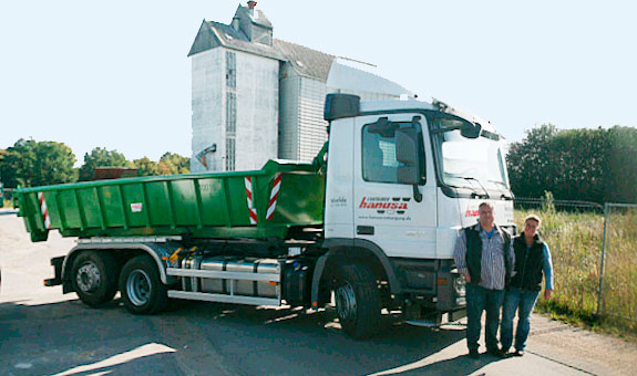 Bild 2 Recyclingbetrieb Hanusa GmbH in Vechelde