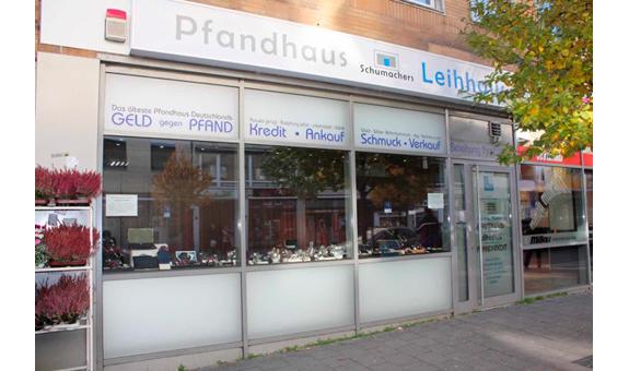 Bild 1 Leihhaus Schumachers GmbH in Bielefeld