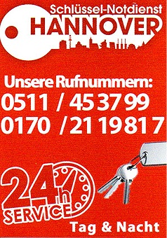 Bild 1 Tasti Mobiler Schl�sselnotdienst Hannover in Hannover