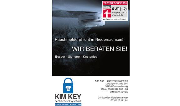 Bild 2 KIM KEY-Sicherheitssysteme in Braunschweig