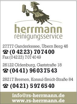 Bild 1 Herrmann Reinigungsservice GmbH in Ganderkesee