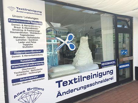 Bild 1 Alles Brillant - Textilreinigung Akhyari in Braunschweig