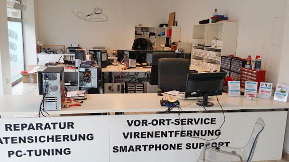 Bild 2 Computer-Flitzer in Bielefeld