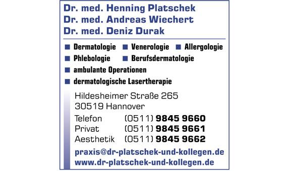 Bild 1 Platschek in Hannover