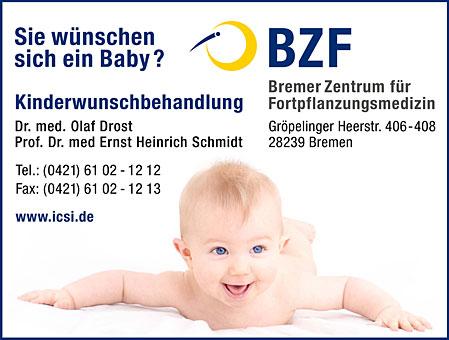Bild 1 Bremer Zentrum f�r Fortpflanzungsmedizin in Bremen