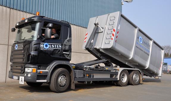 Bild 1 Holsten Recycling GmbH & Co. KG in Achim