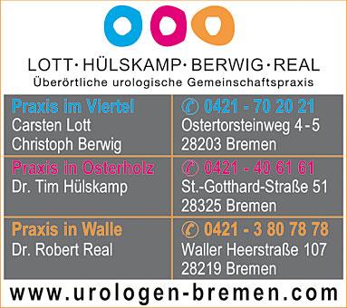 Bild 1 Lott - H�lskamp - Berwig - Real in Bremen