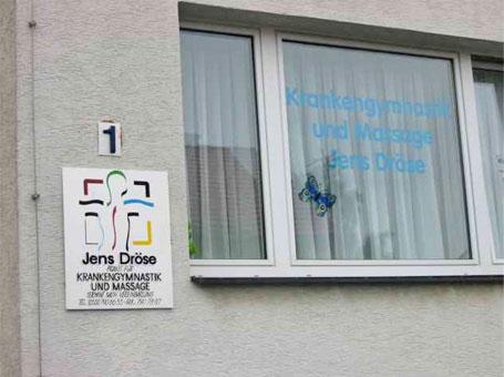 Bild 2 Jens Dr�se Praxis f. Krankengymnastik in G�ttingen