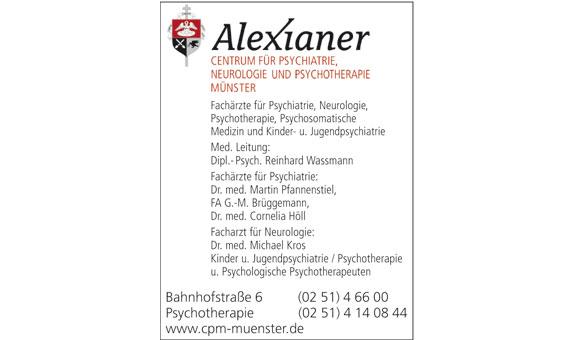 Bild 1 CPM Centrum f�r Psychotherapie, Neurologie,Psychiatrie und Psychosomatische Medizin in M�nster