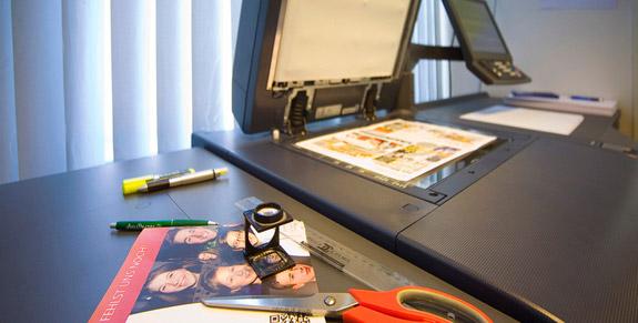 Bild 2 Druckerei Tributh in Magdeburg