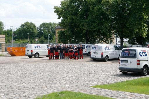 Bild 1 Stacker ETS GmbH in Magdeburg