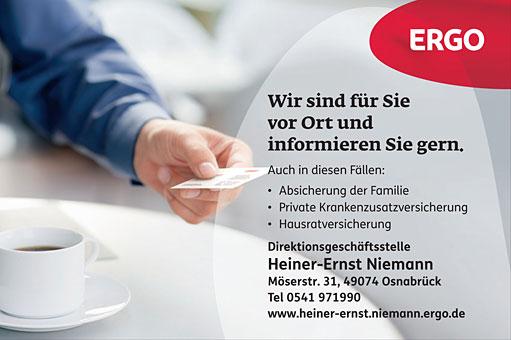 Bild 2 DKV / D.A.S. / ERGO-Versicherung Niemann in Osnabr�ck