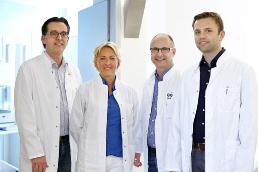 Bild 1 Dres. med. Planert, Kube Engelhardt, Spick in Bielefeld