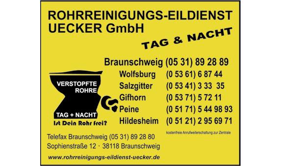 Bild 1 Rohrreinigungs-Eildienst Uecker GmbH in Braunschweig