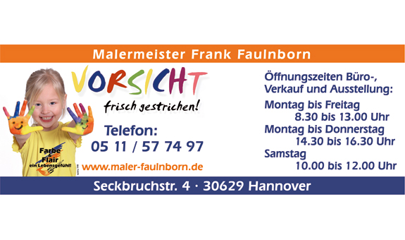Bild 1 Faulnborn in Hannover