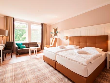 Bild 1 Munte am Stadtwald - Ringhotel in Bremen