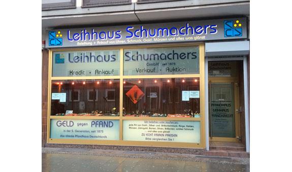 Bild 2 Leihhaus Schumachers GmbH in Bielefeld