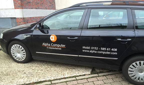 Bild 1 Alpha Computer in Oldenburg