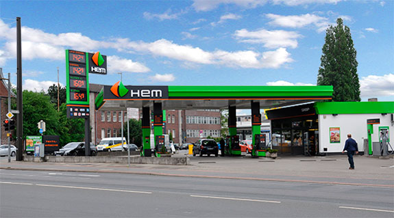 Bild 1 Autohaus Hamann GmbH in Hannover