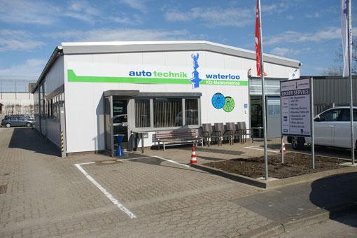 Bild 1 Auto-Technik Waterloo in Hannover