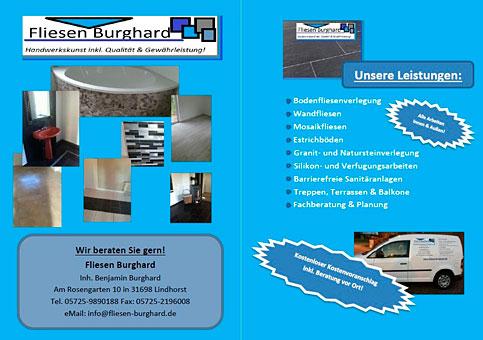 fliesen burghard in lindhorst b stadthagen mit adresse. Black Bedroom Furniture Sets. Home Design Ideas