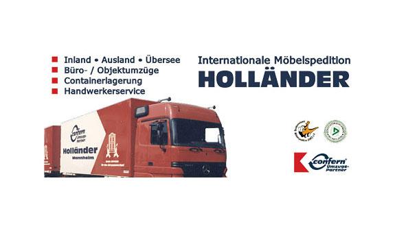 Bild 1 Holl�nder GmbH & Co. KG in Mannheim