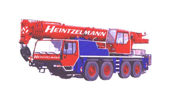 Bild 1 Heintzelmann Autokrane GmbH in Ludwigshafen
