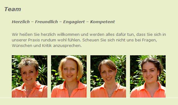 Bild 3 Sch�ler Anke Dr., Harmeyer Heike in Karlsruhe