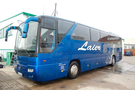 Bild 1 Busbetrieb Laier GmbH in Wiesloch